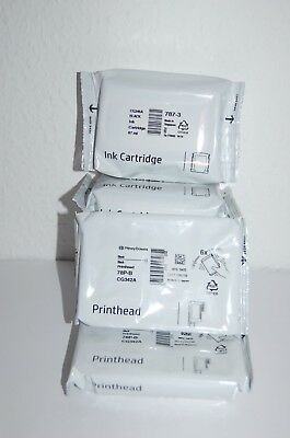 PITNEY BOWES CONNCET+ 1000 - Ink Cartridge + Printhead - black