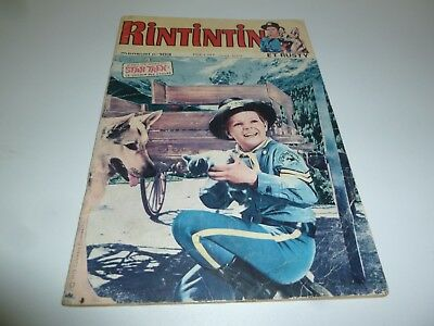 Rintintin Et Rusty 103 + Star Trek