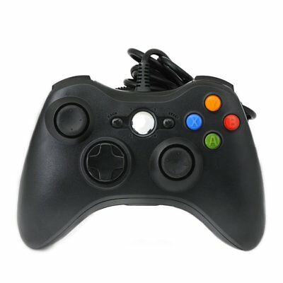 Nuevo Usb Wired Xbox360 Controller Para Microsoft Pc Windows