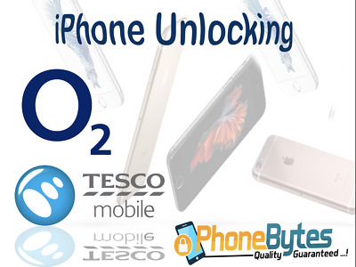 O2 UK Genuine Factory Unlocking for iPhone 4-4s-5-5s-6-6s-7