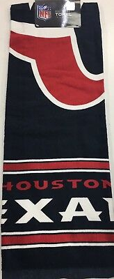 Brand New Official Nfl Houston Texans 30X60 Beach Towel