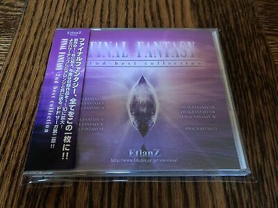 Final Fantasy 2nd best collection - EtlanZ Doujin Video Game Music CD