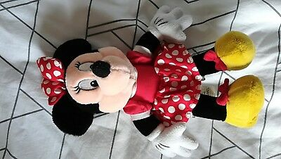 Official DISNEY Minnie Mouse Plush Toy