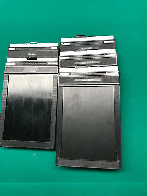 Five 5x7 Film Holders-Very Nice Condition. Can't Have Too Many!