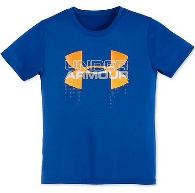 Under Armour Little Boys' Big Logo Iteration T-Shirt Size 4 NWT