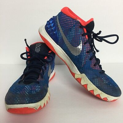 quality design 9a4ec 08827 amazon kyrie 1 independence day white gold 00635 2112d