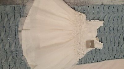 baby girls 6-9 months Next occasion/party dress BNWT