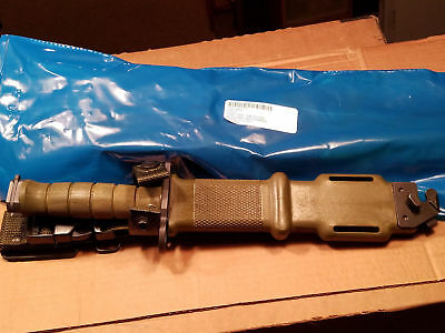 Tri Technologies Fighting Knife UNUSED - NEW IN BAG