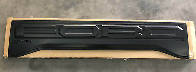 2015-2017 Ford F150 Raptor Style Tail Gate Applique Rear Trim Panel
