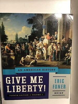 Give me liberty an american history brief fifth edition by eric give me liberty eric foner brief fourth edition volume 1 an american history fandeluxe Image collections