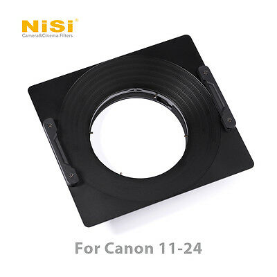 NiSi 180mm  Square Filter Holder For Canon 11-24mm and Adapter to 82mm