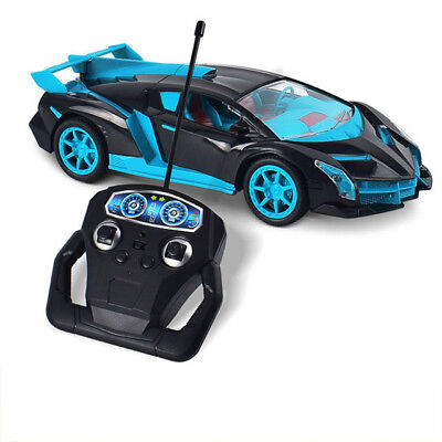 Remote Control Car Electric Radio RC Racing Sport Vehicles Toy For Children 1:18