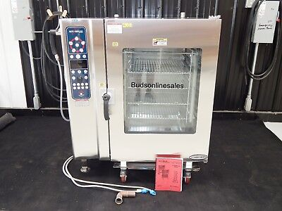 Alto Shamm Combitherm Electric Steamer Combi Cooking Convection Oven 12.20Es