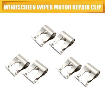 wiper arms fix repair kit linkage off p clip punto motor popping by ebay fiat s windscreen