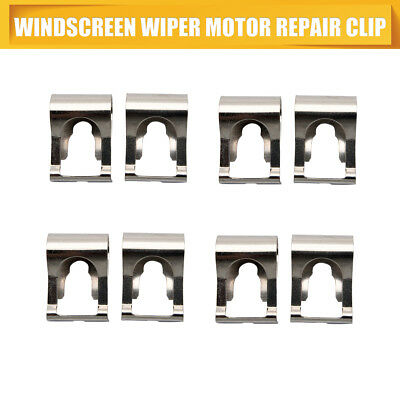 windscreen motor wiper fiat fix punto popping off kit linkage clip arms repair