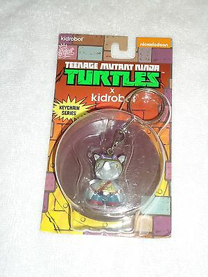 New Kidrobot Teenage Mutant Ninja Turtles Keychain