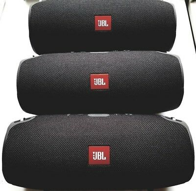 Jbl Xtreme Splashproof Wireless Bluetooth+Free Gift & Ships Fedex Home Delivery