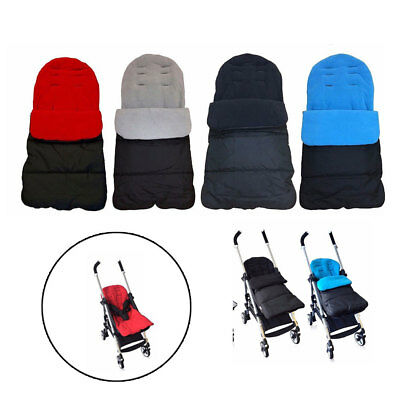 UNIVERSAL FOOT MUFF COSY TOES APRON LINER BUGGY PRAM DELUXE BABY TODDLER TOOL #r