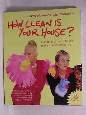 How Clean Is Your House By Aggie Mackenzie Author Kim Woodburn