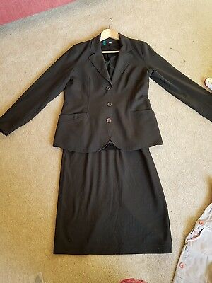 maternity skirt and jacket suit size 40 approx 12