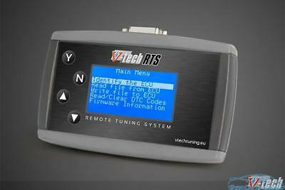 Chip Tuning 2 Stages via OBD 2 including Programmer RTS Remote