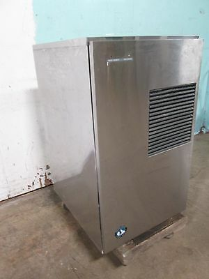 """HOSHIZAKI KM-630MWB"" HEAVY DUTY COMMERCIAL 600lbs WATER COOLED CUBER ICE MAKER"