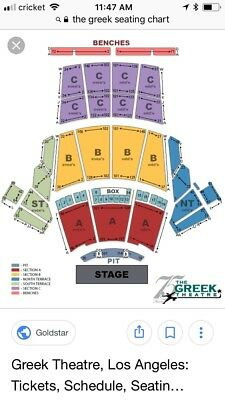 2 Tickets Sylvan Esso At The Greek Theatre Pit Be Right In Front 7