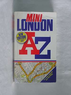 A-Z of London Mini Street Atlas, Geographers' A-Z Map Company, Very Good Book