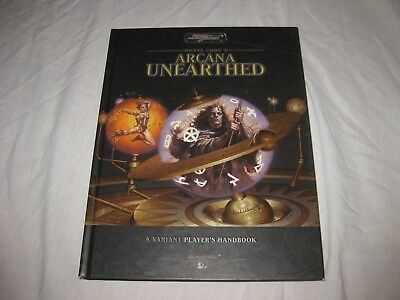 Arcana Unearthed, Sword and Sorcery, Dungeons and Dragons 3rd edition Monte Cook