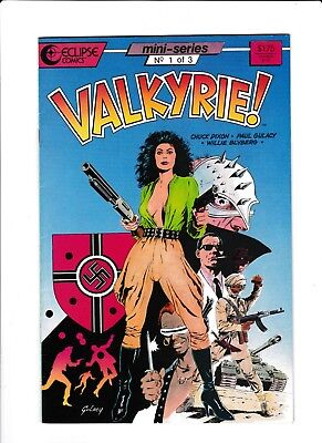 Valkyrie! #1 of 3 (May 1987, Eclipse)