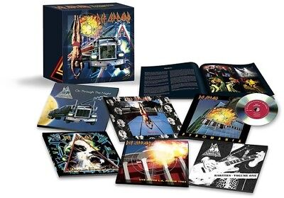Def Leppard - The CD Collection: Volume One [New CD] Ltd Ed, Boxed Set