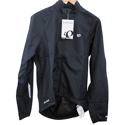 Cycling Gear Pearl Izumi Men's Jacket SELECT Barrier Black M New