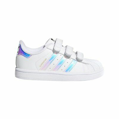 AQ6280| ADIDAS SHOES - Superstar Cf I whitewhitemulticolor