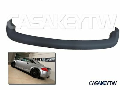 New Glassfiber Audi 2000-2006 Tt 8N 1.8T Rear Wing Trunk Spoiler 199F -Unpainted