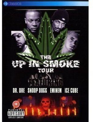 THE UP IN SMOKE TOUR (2000) Region 4 [DVD] Dr Dre Snoop Dog Eminem Ice Cube