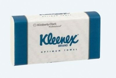Kimberly Clark Kleenex Optimum Hand Towel 4456 30.5Cm X 24Cm Carton (20 Packs)