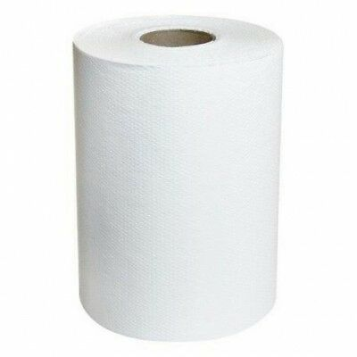 Bradley 8017 Roll Towel White Carton (16 Rolls)