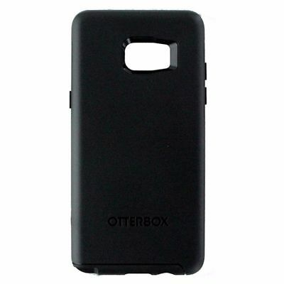 Genuine OtterBox Symmetry Series Case for Samsung Galaxy Note7 - Black 739