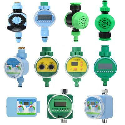 Automatic Water Saving Irrigation Controller Watering Timer System Garden Supply