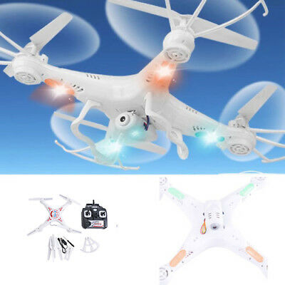 X5C-1 2.4GHz 4CH 6 Axis RC Quadcopter Drone RTF W/HD RC Dron Explorers Gift