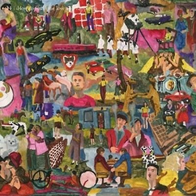 HYUK OH hyukoh - EP Album [24] HOW TO FIND TRUE LOVE AND HAPPINESS K-POP BAND