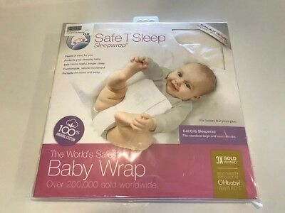 Safe T Sleep - Sleepwrap - Used - 99% Condition