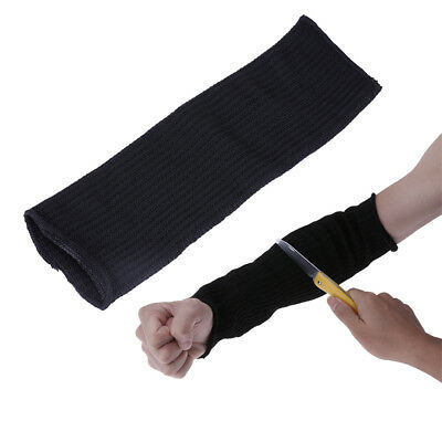 40cm 5-Levels Safety Cut Sleeves Arm Guard Protection Protector Armband Gloves