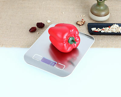 Kitchen Scales Food Baking Weight Digital LCD Electronic Weighing Scale 5/10kg