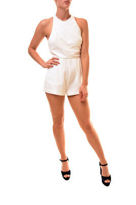 7c853320a157 Finders Keepers Women s The Monument Playsuit White Size S RRP  170 BCF85
