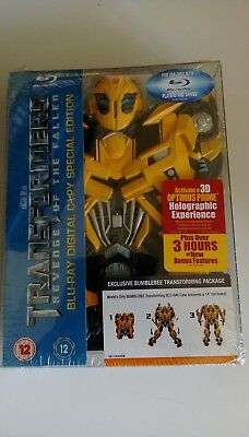 Transformers: Revenge of the Fallen - Bumblebee SE - Blu-ray - NEU in Folie
