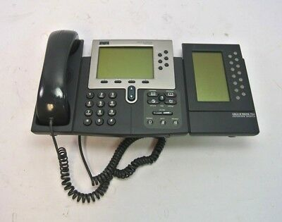 CP-7916 6MthWtyTaxIn *Brand New* CISCO CP-7965G IP Phone with CP-SINGLFOOTSTAND