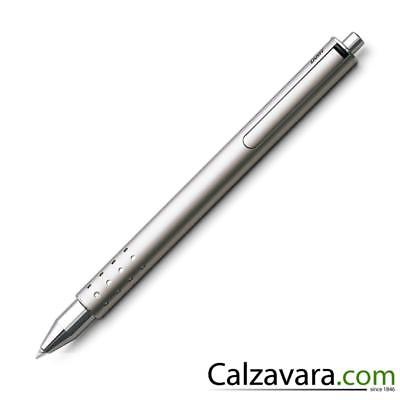 Lamy Roller Swift 330 - Rollerball Pen - Palladio