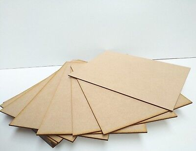 MDF A3 A4 A5 Plain Sheets Wooden Board Sheet Boards,Laser Safe,compare myPrices