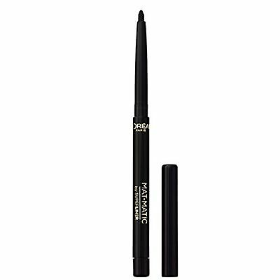 Loreal Super Liner Superliner Mat-Matic Eyeliner Waterproof Ultra Black